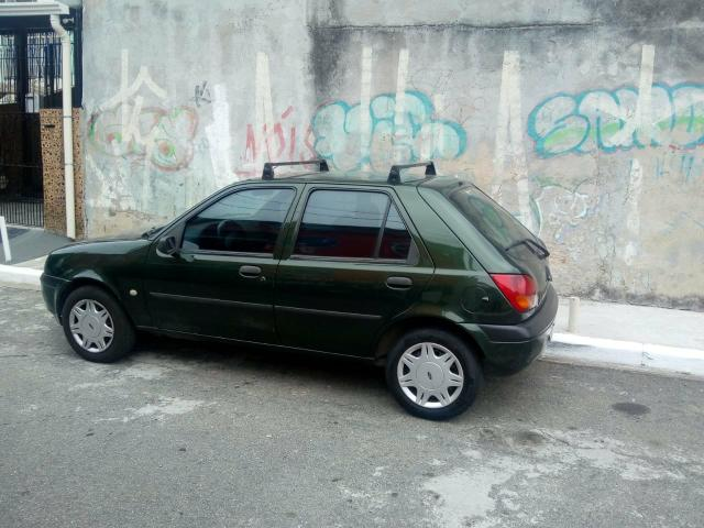 Fiesta glx 1.6 completo 2001 - Foto 6