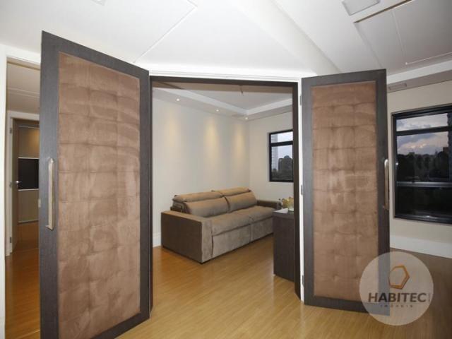 Apartamento à venda com 4 dormitórios em Ecoville, Curitiba cod:1307 - Foto 9