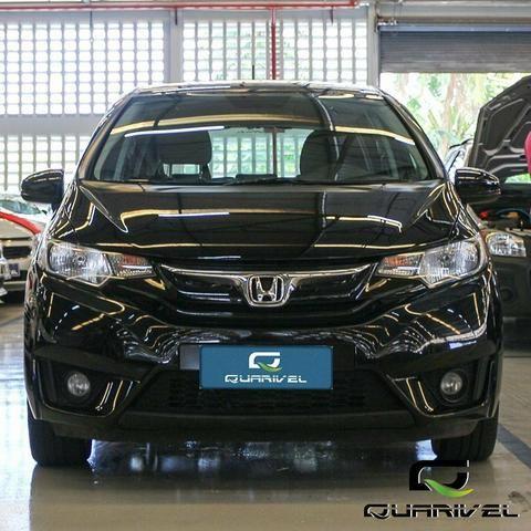 Honda Fit Automático EX 2014/2015 todo revisado - Foto 2