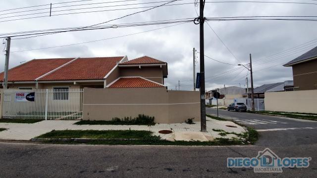 Casa à venda com 2 dormitórios em Cidade industrial de curitiba, Curitiba cod:225 - Foto 3