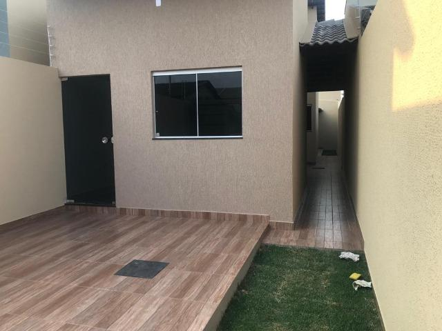 Casa Nova 2/4 sendo 1 suíte - Solar Bouganville