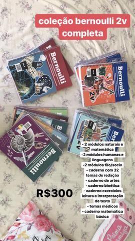Bernoulli 2V coleção completa
