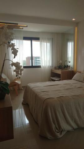 Apartamento em altíssimo padrão 4 suítes 182m² 3 vagas na reserva do paiva confira - Foto 9