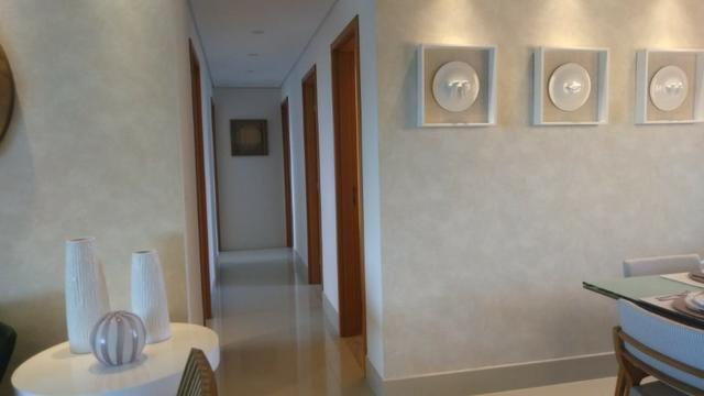 Apartamento em altíssimo padrão 4 suítes 182m² 3 vagas na reserva do paiva confira - Foto 6