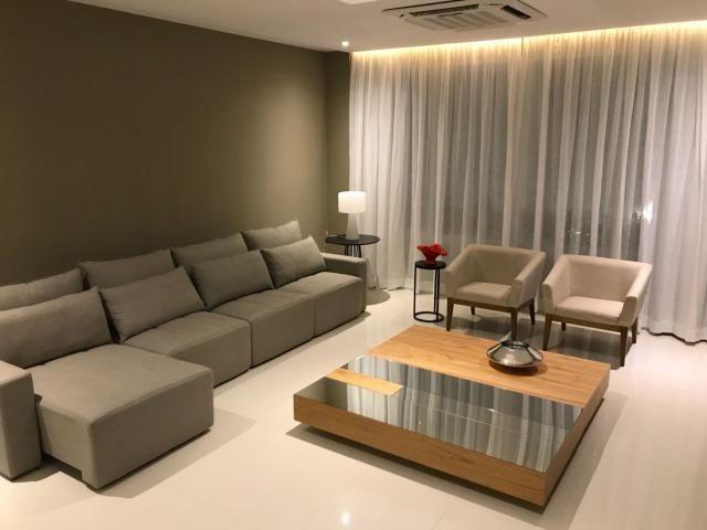 Luxuosa casa duplex com decoração e mobília completa conheça o projeto na integra paiva - Foto 12