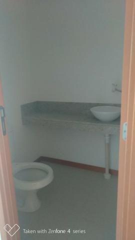 Apartamento térreo jardim C/ piscina privativa 4 suítes cond paradiso reserva do paiva - Foto 8