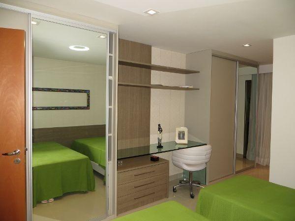 Apartamento á venda condomínio vila dos corais com mobília completa reserva do paiva - Foto 12