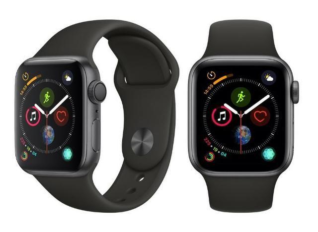 d32e84ba76e Relógio Apple Watch Série 4 40mm Novo Lacrado Original Apple ...
