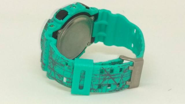 5dd358f3316 Relógio Casio G-Shock Rajado a prova d água NOVO - Bijouterias ...