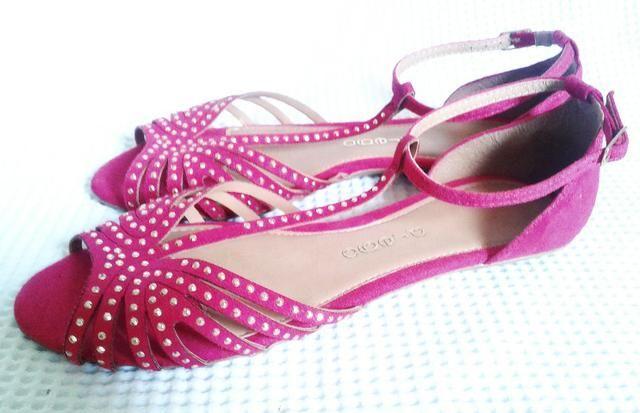 cc6bcc3355693 Sandália NOVA 37 da Prego (nunca usada) - Roupas e calçados - Jardim ...