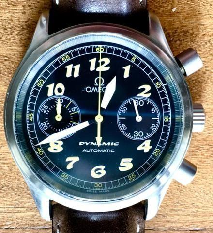 a3dd9cc22d8 Relógio Omega Dynamic Chronograph - Excelente estado! Nenhum risco ...