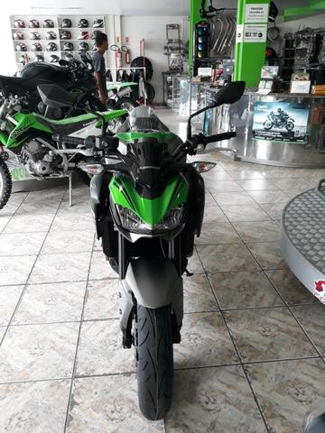 Kawasaki Z 900 Verde 2019 - Foto 4