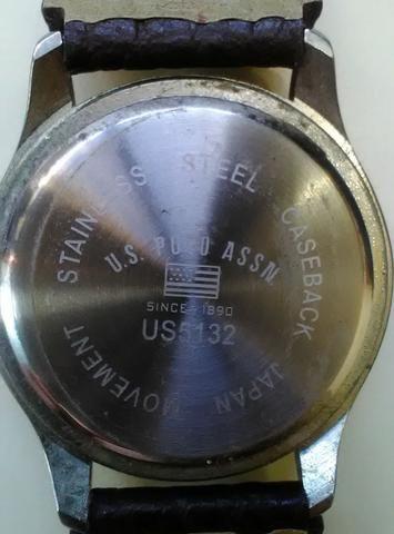 76859950384 Relogio U.S. Polo ASSN. Quartz - Original - Bijouterias