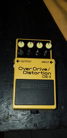 OverDrive/Distortion OS-2 - Foto 2