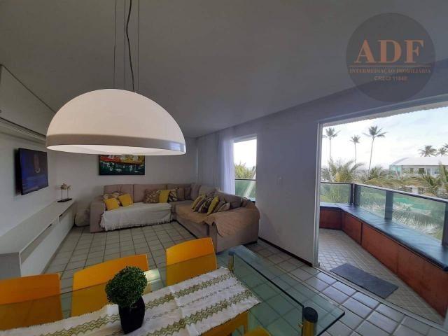 Âncorar - apartamento duplex - 3 quartos à Beira-mar de Porto de Galinhas Locação por Temp - Foto 2