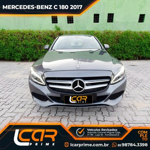 M.benz/ 2017-2017/ C180/ Igual a zero/ 26.OOOKm/ Preço imbatível