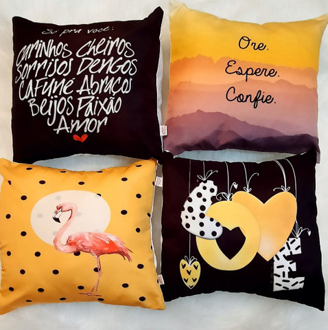 Almofadas personalizadas  - Foto 5
