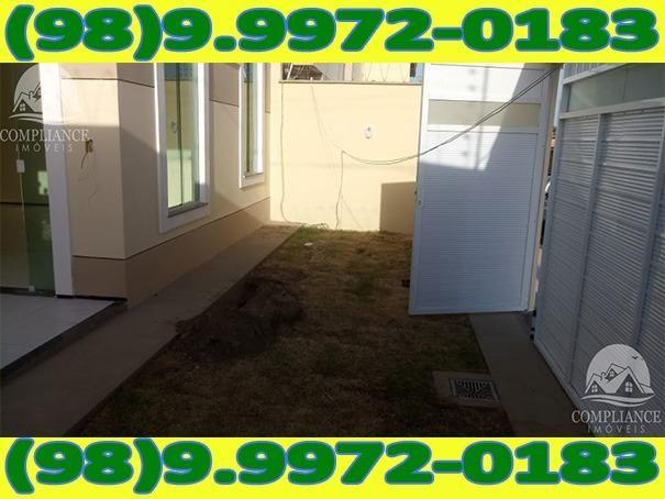 4I1Excelente Casa Nova Com Dois Quartos No Altos Do Turu - Foto 3