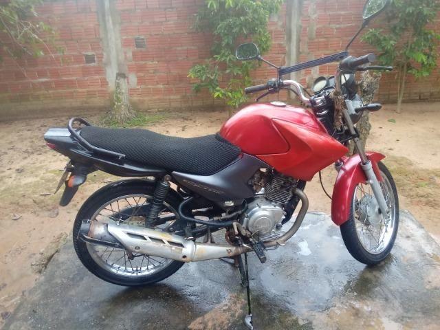Vendo uma moto ou troco - Foto 7