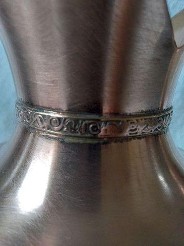 Antiga jarra de bronze - Foto 4