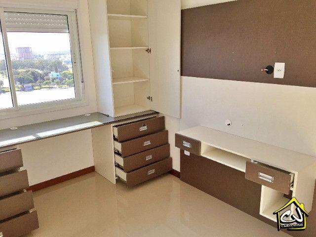 Apartamento c/ 3 Quartos - 2 Vagas - Mobiliado - Linda Vista Rio - Foto 14