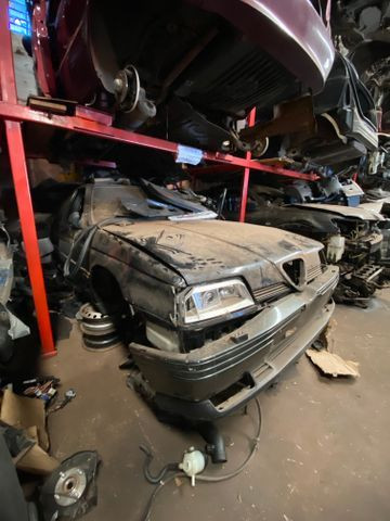 Sucata para retirada de peças- Alfa Romeo