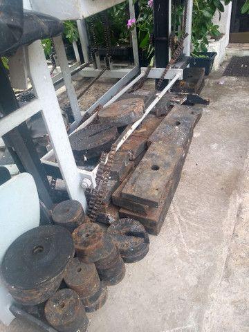 Vendo equipamento para academia de musculação - Foto 5