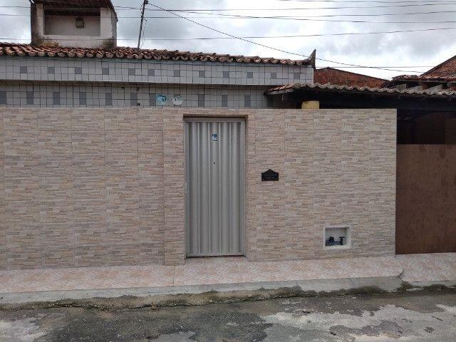 Casa com dois quartos e dois banheiros próximo ao supermercado Ofertão Max - Foto 13