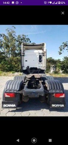 Scania R 440 Highline ótimo estado /2018 - Foto 4