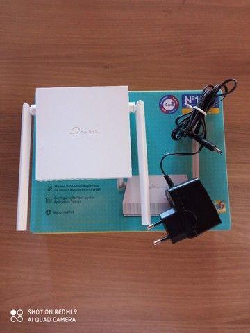 Vendo Roteador TPlink Novíssimo - Foto 2