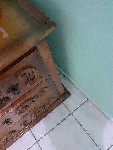 Comoda madeira  - Foto 4
