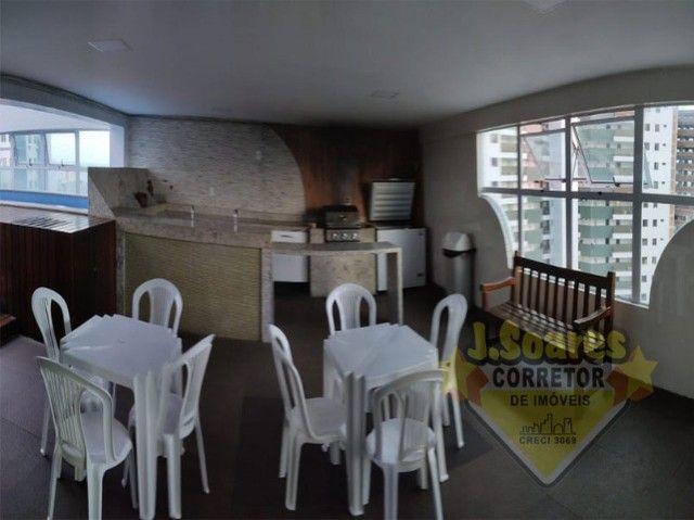 Tambaú, Mobiliado, 2 quartos, suít, 70m², R$ 2.300, Aluguel, Apartamento, João Pessoa - Foto 17
