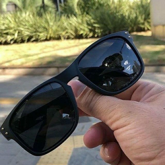 Óculos de Sol Holbrook Polarizado Masculino Promoção