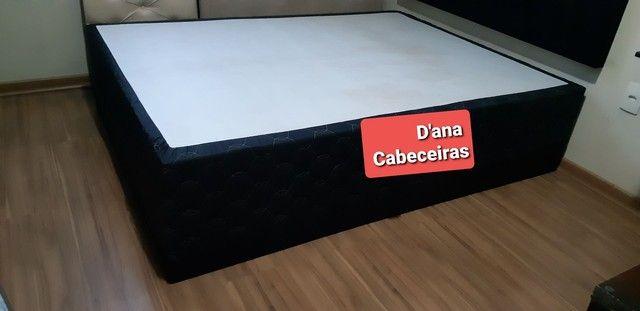 Base Box Casal  GARANTIA DE FÁBRICA  - Foto 3