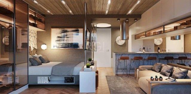 Kitchenette/conjugado à venda com 1 dormitórios em Cidade baixa, Porto alegre cod:CA4967 - Foto 5