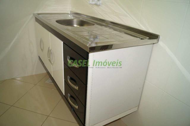 Apartamento à venda com 1 dormitórios em Guilhermina, Praia grande cod:804101 - Foto 5