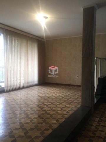 Sobrado comercial para locação, 4 quartos, 4 vagas - Vila Bastos - Santo André / SP