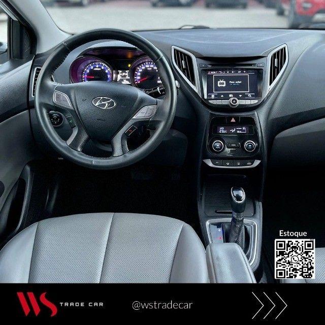 HB20s Premium 2017 1.6 flex. Câmbio Automático. Carro extra - Foto 6