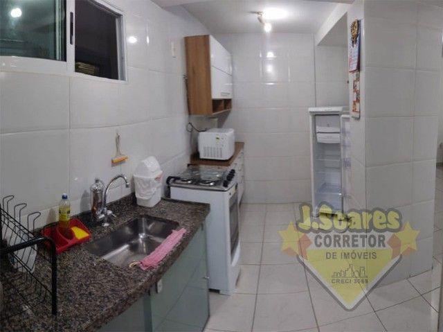 Tambaú, Mobiliado, 2 quartos, suít, 70m², R$ 2.300, Aluguel, Apartamento, João Pessoa - Foto 6
