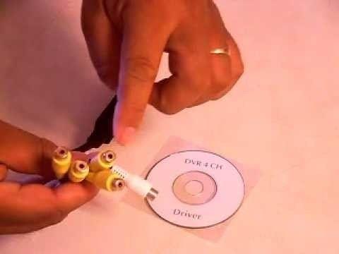 Gravador De Imagens - USB - DVR - 4 Canais Para PC ou Notebook - Foto 2