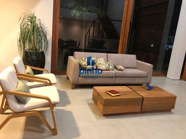 Casa Duplex para Venda em Mata de São João, PRAIA DO FORTE, 5 dormitórios, 5 suítes, 5 ban - Foto 13