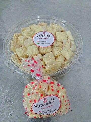 Biscoitos caseiro - Foto 2