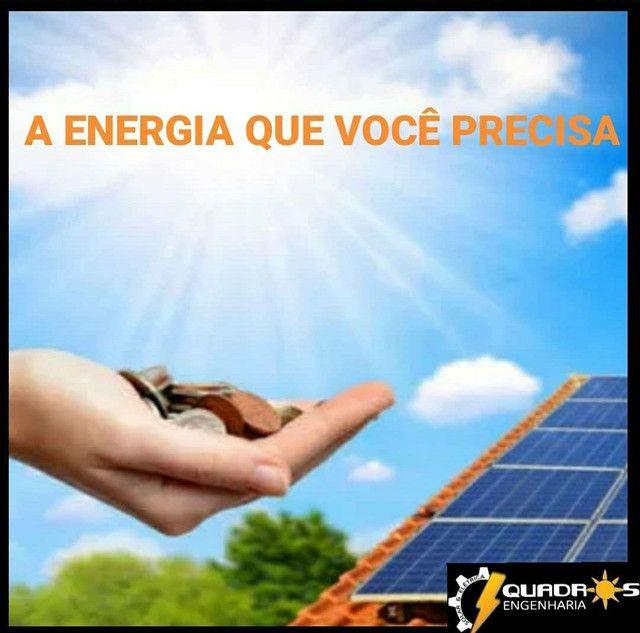 Energia Solar, você também pode! - Foto 2