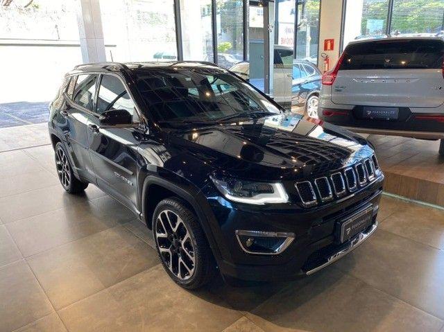 Jeep Compass Limited 2.0 Flex Automático 2020 - Foto 4