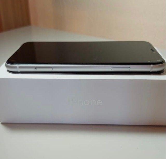 iPhone XR 64GB Branco - Foto 5