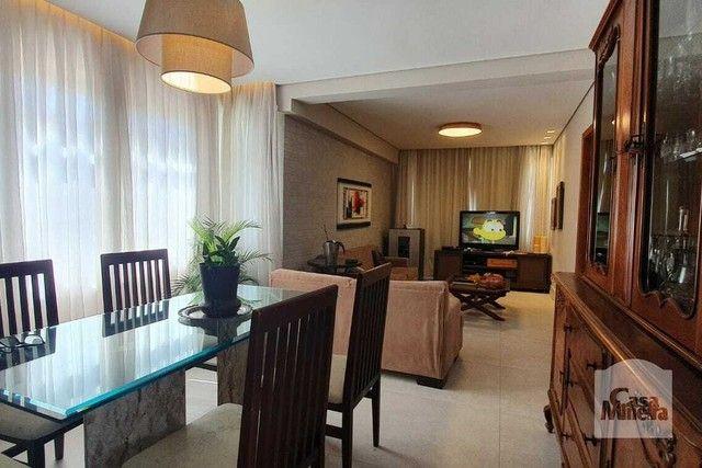 Apartamento à venda com 4 dormitórios em Sion, Belo horizonte cod:338476 - Foto 6