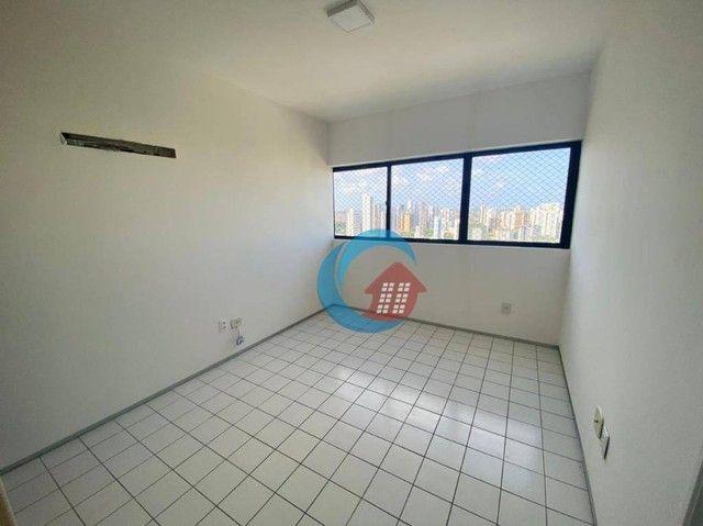 Apartamento com 4 quartos para alugar, 210 m² por R$ 6.500/mês - Casa Forte - Recife/PE - Foto 8