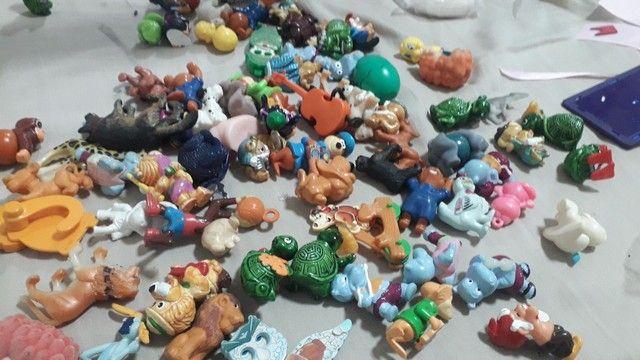 Brinquedos kinder ovo - Foto 6