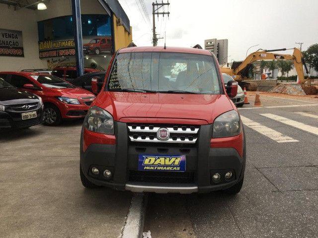 Fiat Doblo 1.8 Adventure Xingu - Foto 2
