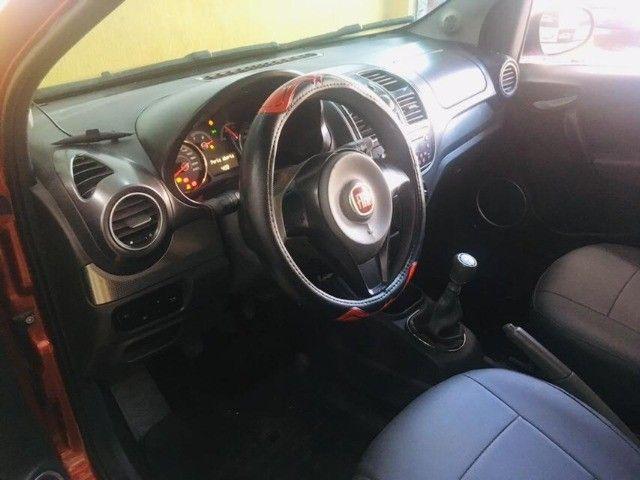 Fiat GrandSiena Attractive 1.4  2013 c/ GNV ( Sugestão 9.000 + 469,85) - Foto 9